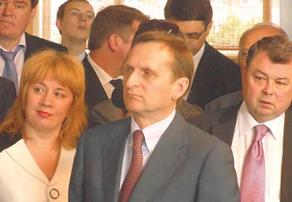 Сергей Нарышкин высоко оценил подготовку кадров в Обнинске для обслуживания АЭС