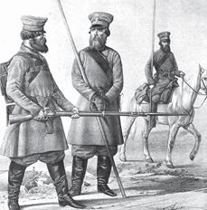 Ополченцы Калужской губернии