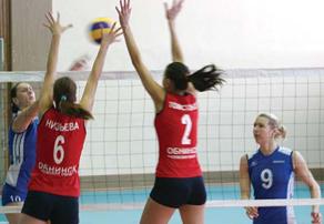 ВК Обнинск в игре
