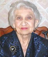 Елизавета Ивановна  Виноградова