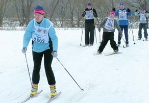 Лыжный спорт в Обнинске популярен среди всех возрастов
