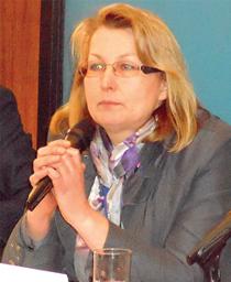 Марина Галушкина— руководитель проекта Развитие системы публичной отчетности Госкорпорации «Росатом»