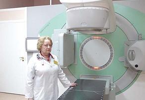 Ускоритель для дистанционной фотонной терапии