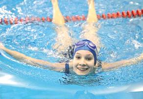 Ученики Обнинской свободной школы увлекаются плаванием — без привязки к экзаменам