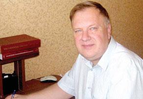 Михаил Кащеев
