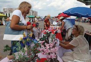 Город мастеров превратился в международный фестиваль