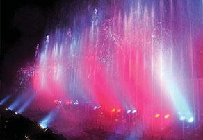 Впервые в Обнинске пройдет водное шоу — на Белкинских прудах
