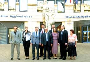 Делегация депутатов городского Собрания