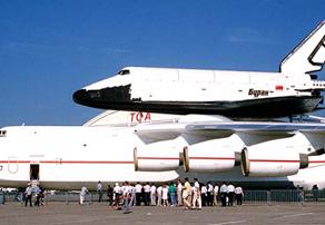 На Буране из 100 тонн общей массы корабля 10%  — продукция обнинской Технологии