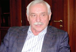 Вячеслав Шершаков, директор НПО Тайфун