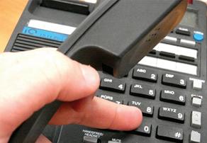 В Клинической больнице №8 начал работу телефон горячей линии