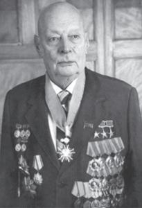 Анатолий Александров. Парадный портрет