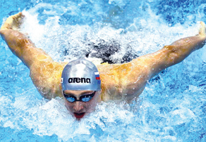 Для Николая Скворцова главные соревнования в этом году — чемпионат Европы