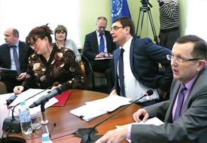 Депутаты Горсобрания: В отчете есть анализ ситуации, стратегическое и тактическое видение.