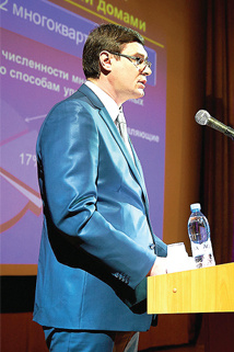 Александр Авдеев: Город активно строится