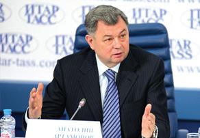Анатолий Артамонов: Аэропорт в Ермолино — стратегический для области проект