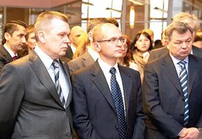Сергей Кириенко в ИАТЭ