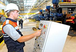 Промышленность — локомотив экономики