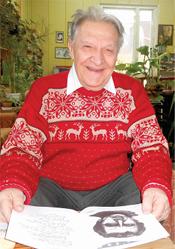 Юрий Юрьев издал уже 15 книг