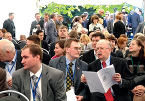 Обнинский инновационный форум. Одна из причин экономического роста города — его высокий научный потенциал