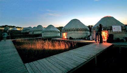 Этномир — одно из популярнейших мест Калужской области