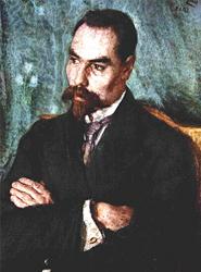 Валерий Брюсов, 1913 год