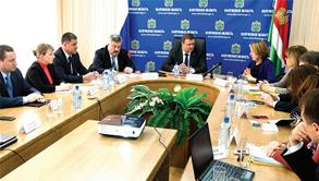 Встреча в Калуге по поводу создания федеральной системы мониторинга воздуха